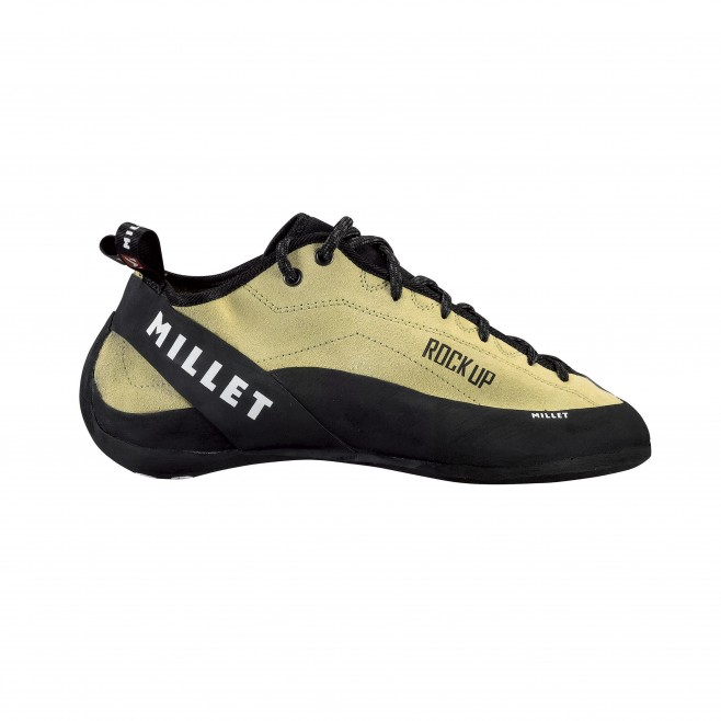 grüne Kletterschuhe ROCK UP Millet