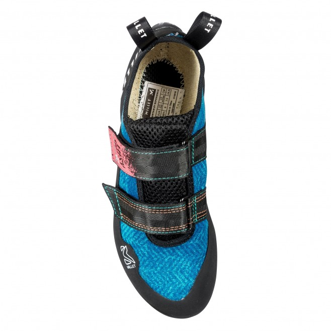 Kletterschuhe für Damen - blau EASY UP W  Millet 2