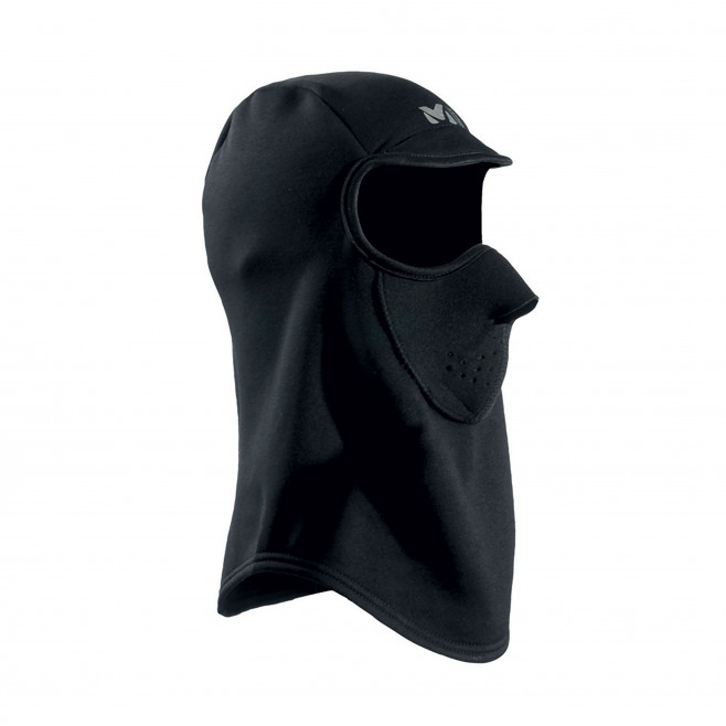 Sturmhaube - schwarz POWER STRETCH FACE MASK Millet