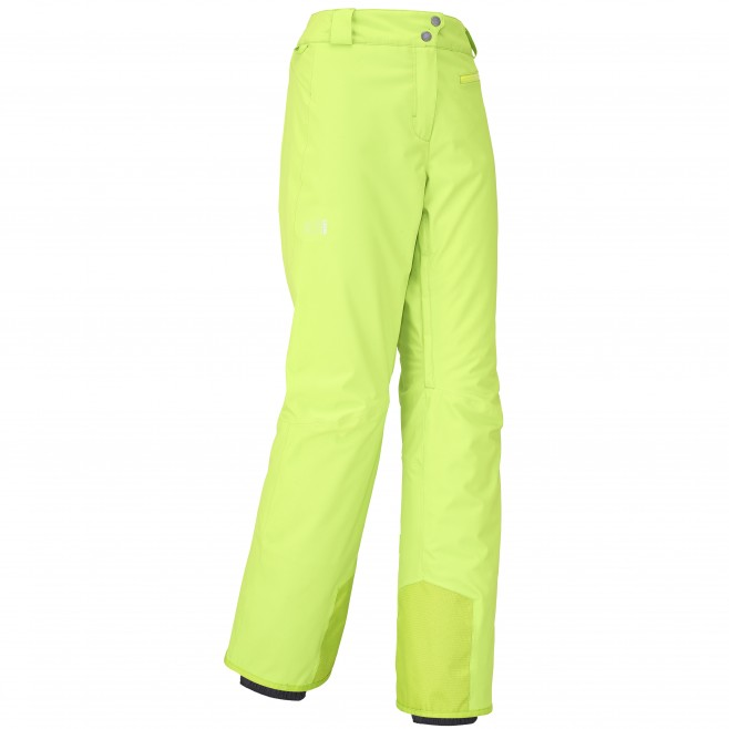 grüne freeride hose für damen LD BIG WHITE STRETCH PANT Millet
