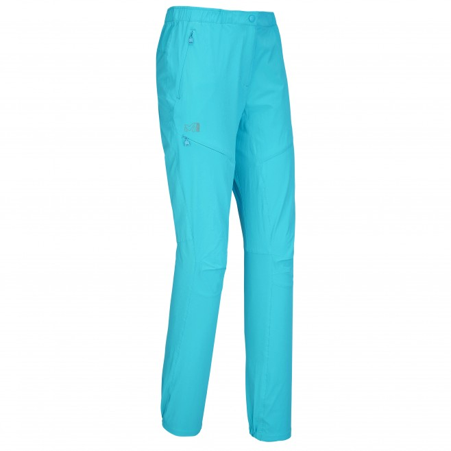 Hose für Damen - Türkis - Zum trekken LD RED MOUNTAIN STRETCH PANT Millet