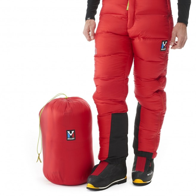 Daunenanzug für herren - Expedition - rot MXP TRILOGY DOWN SUIT Millet 7