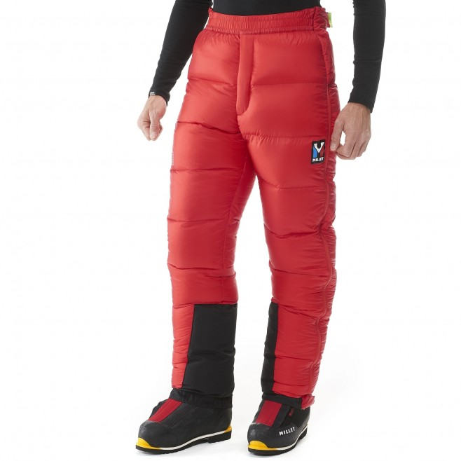 Hose für herren - Expedition - rot MXP TRILOGY DOWN PANT Millet 3