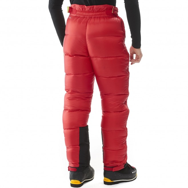 Hose für herren - Expedition - rot MXP TRILOGY DOWN PANT Millet 4