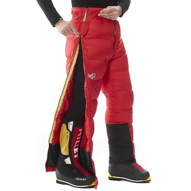 Hose für herren - Expedition - rot MXP TRILOGY DOWN PANT Millet 2