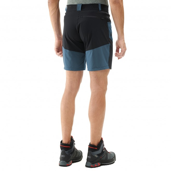 Short für Herren - marineblau ONEGA STRETCH SHORT M  Millet 3