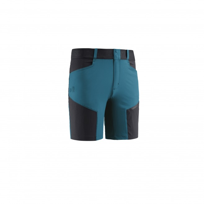 Short für Herren - marineblau ONEGA STRETCH SHORT M  Millet