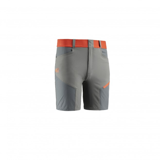 Short für Herren - grau ONEGA STRETCH SHORT M  Millet
