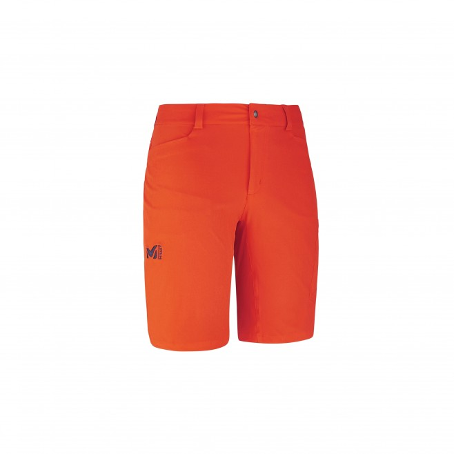 Trekking - short - Für Herren - Orange WANAKA STRETCH SHORT Millet