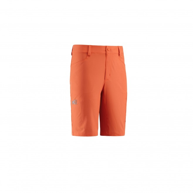 Short für herren - wandern - orange WANAKA STRETCH SHORT Millet