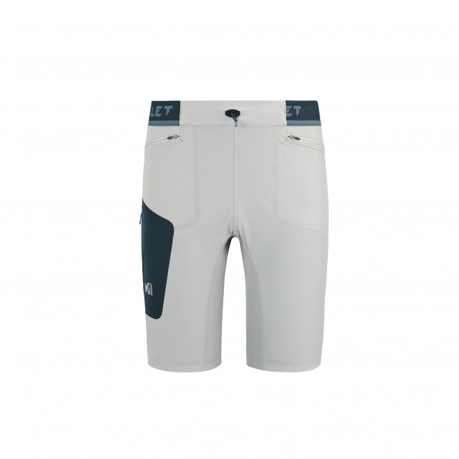 Short für Herren - grau LTK SPEED LONG SHORT M  Millet