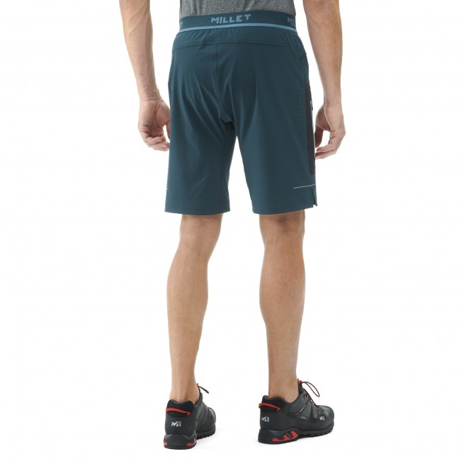 Short für Herren - marineblau LTK SPEED LONG SHORT M  Millet 3