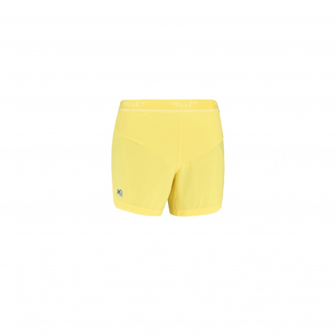 Trail Running - short - Für Herren - Gelb LTK INTENSE SHORT Millet