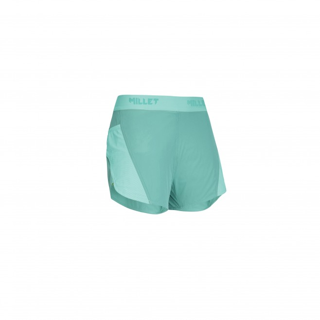 Trail Running - short - Für Damen - Grün LD LTK INTENSE SHORT Millet