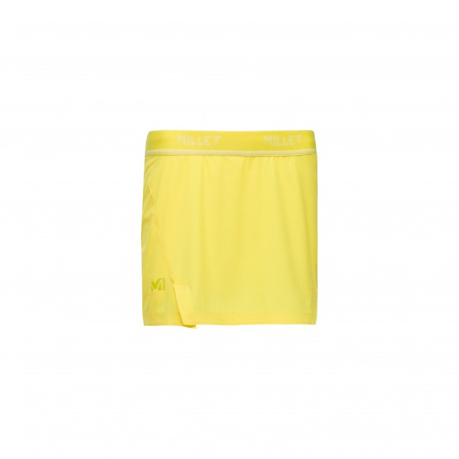 Trail Running - short - Für Damen - Gelb LD LTK INTENSE SKIRT Millet