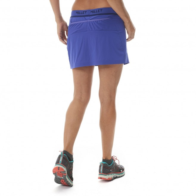 Trail Running - short - Für Damen - Gelb LD LTK INTENSE SKIRT Millet 3
