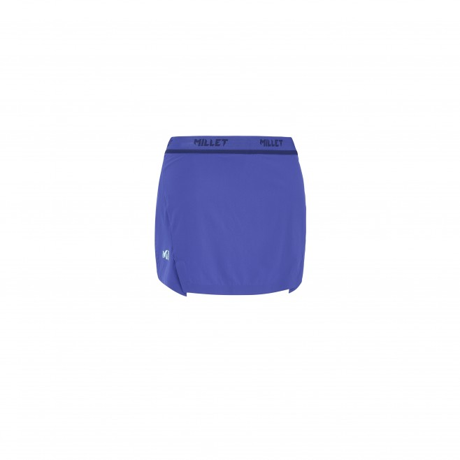 Trail Running - short - Für Damen - Lila LD LTK INTENSE SKIRT Millet