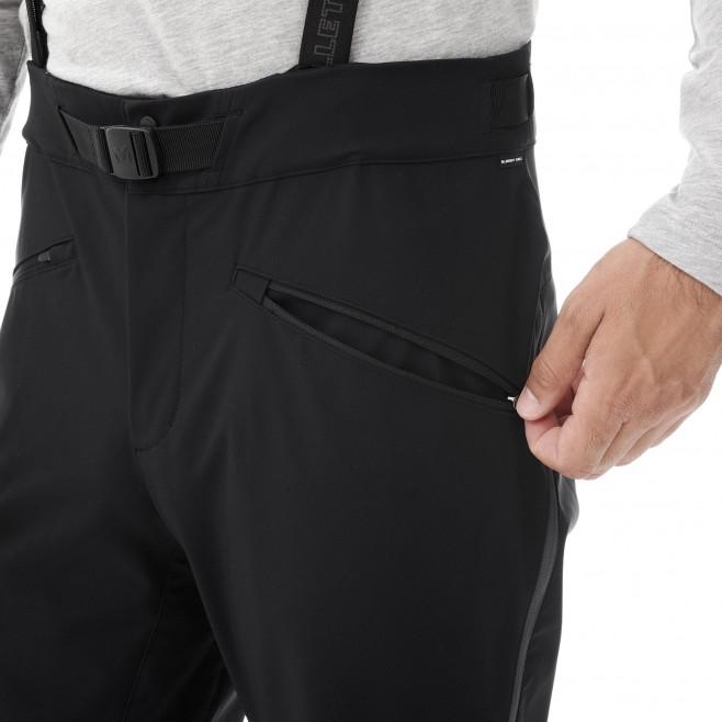 Winddichte hose für Herren - marineblau NEEDLES SHIELD PANT M Millet 5