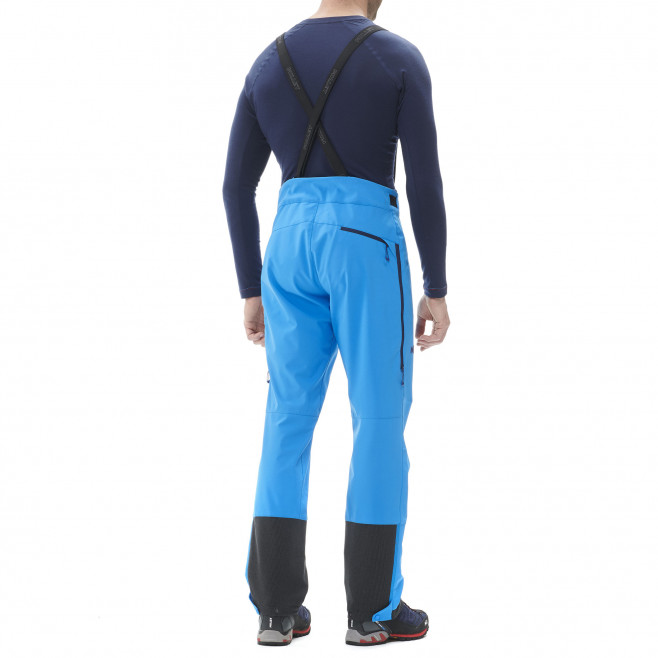 Winddichte Hose für Herren - marineblau NEEDLES SHIELD PANT M Millet 3