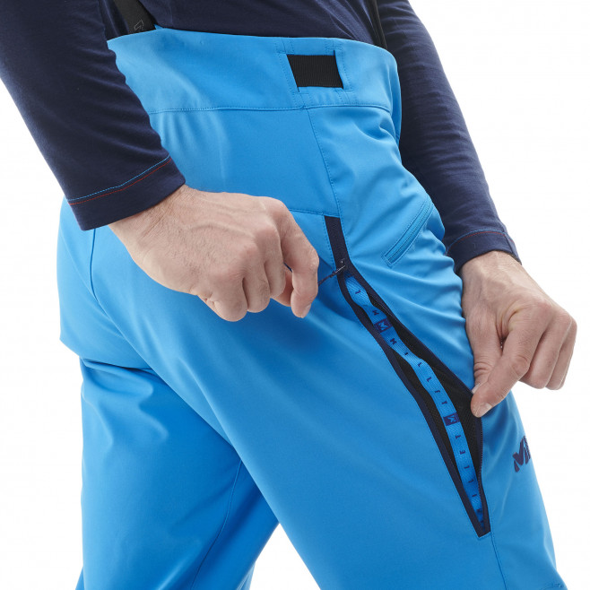 Winddichte Hose für Herren - blau NEEDLES SHIELD PANT M Millet 5