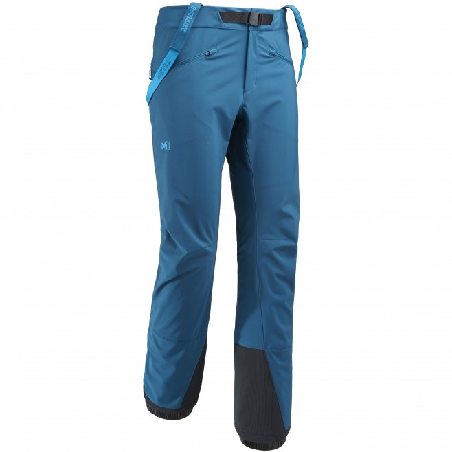Softshellhose für Herren - Approach - Marineblau NEEDLES SHIELD PANT Millet