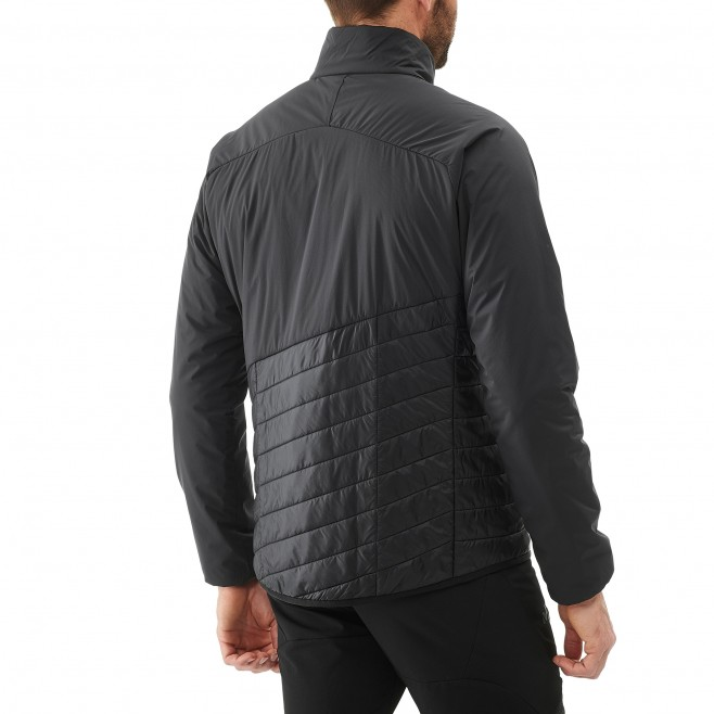 Warme Jacke für Herren - Approach - Blau ELEVATION AIRLOFT JKT Millet 3