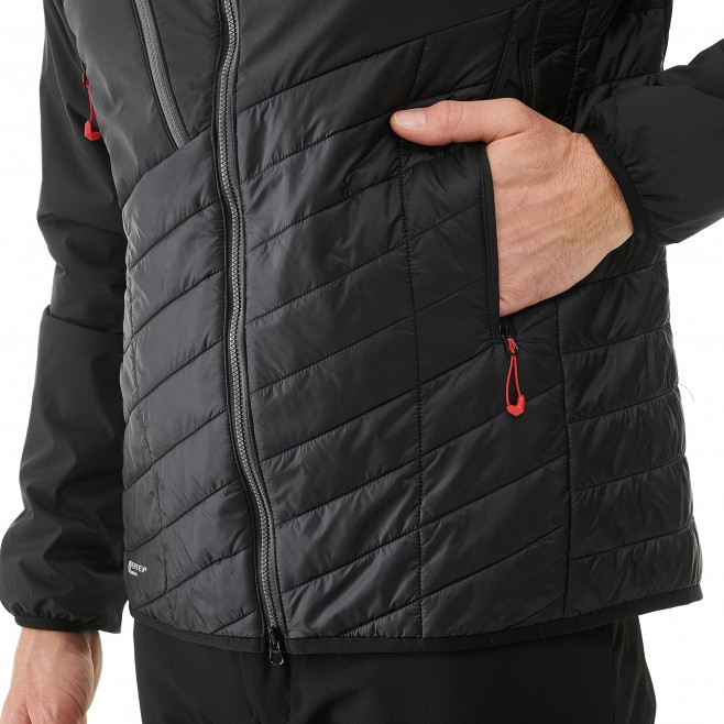 Warme Jacke für Herren - Approach - Blau ELEVATION AIRLOFT JKT Millet 5