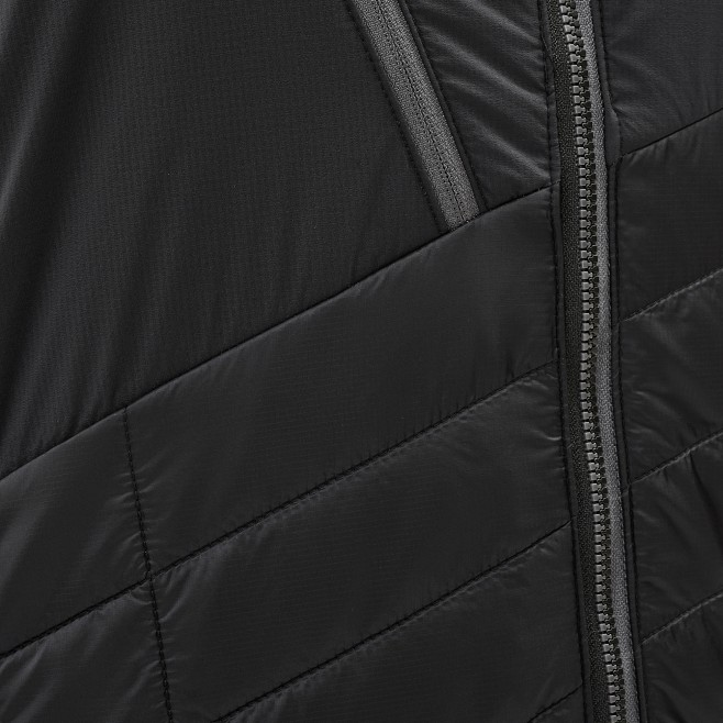 Warme Jacke für Herren - Approach - Blau ELEVATION AIRLOFT JKT Millet 6