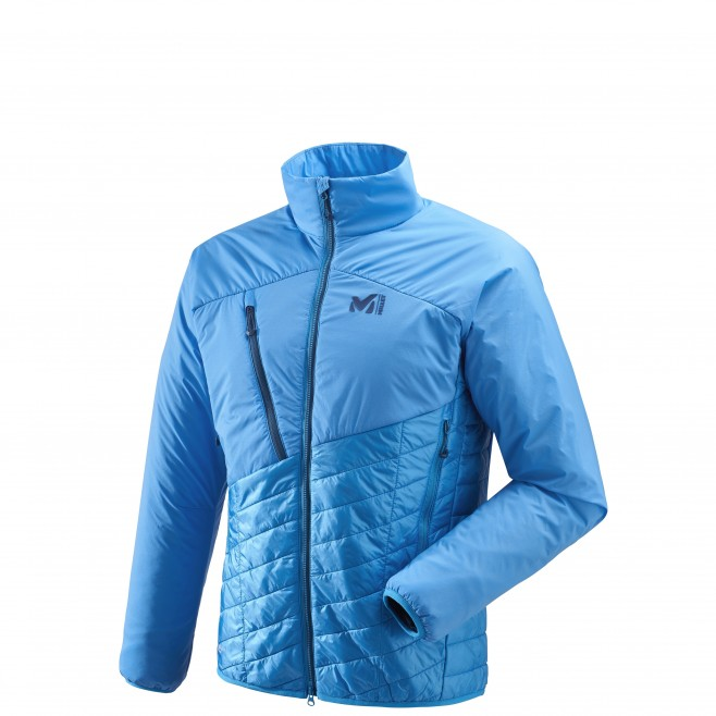 Warme Jacke für Herren - Approach - Blau ELEVATION AIRLOFT JKT Millet