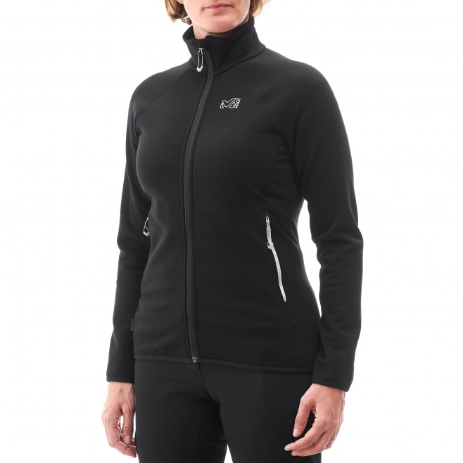 Fleecejacke für Damen - Approach - Lila LD CHARMOZ POWER JKT Millet 2