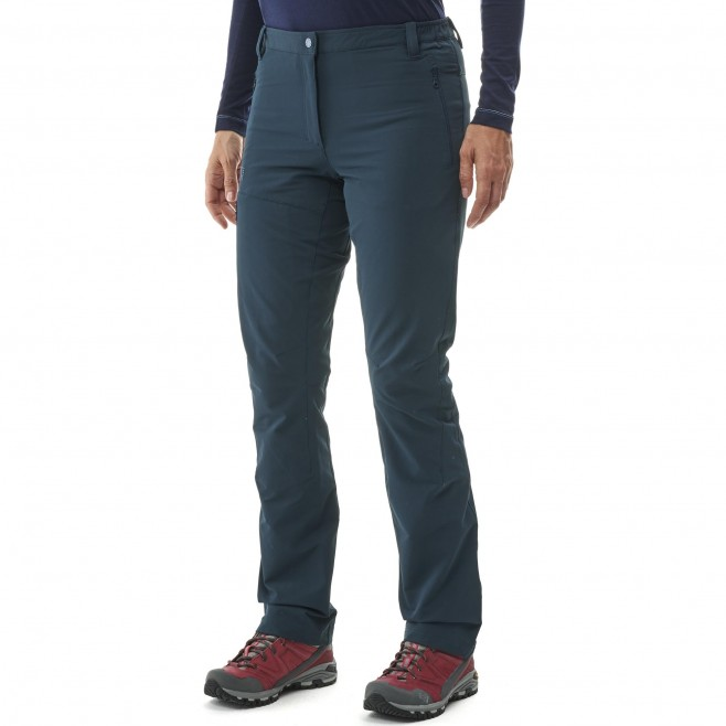 Winddichte hose für Damen - marineblau ALL OUTDOOR PT W Millet 2