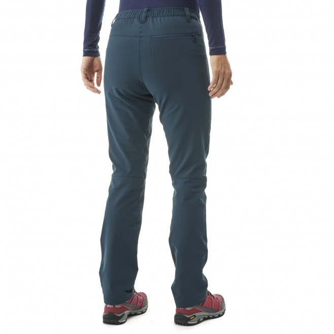 Winddichte hose für Damen - marineblau ALL OUTDOOR PT W Millet 3