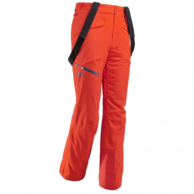Hose für Herren - Ski - Orange HAYES STRETCH PANT  Millet