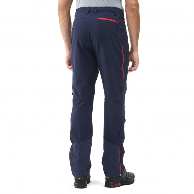 Winddichte hose für Herren - marineblau TRILOGY ADVANCED PRO PANT M  Millet 3