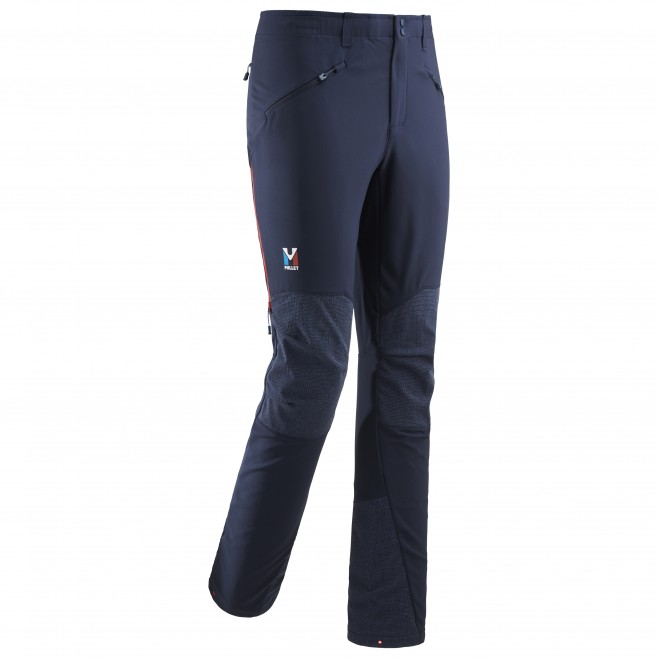 Winddichte hose für Herren - marineblau TRILOGY ADVANCED PRO PANT M  Millet