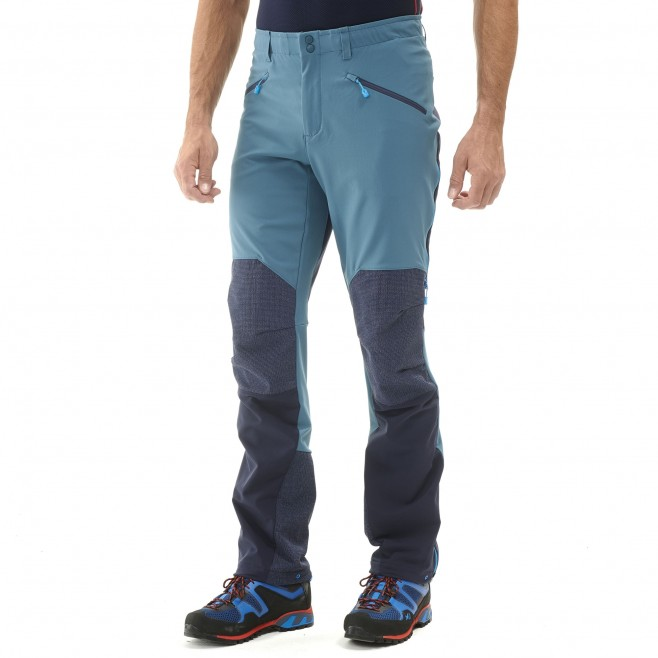 Winddichte hose für Herren - blau TRILOGY ADVANCED PRO PANT M  Millet 2