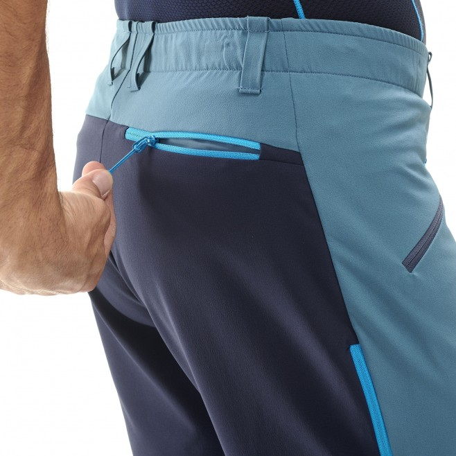 Winddichte Hose für herren - alpinklettern - marineblau TRILOGY ADVANCED PRO PANT Millet 4
