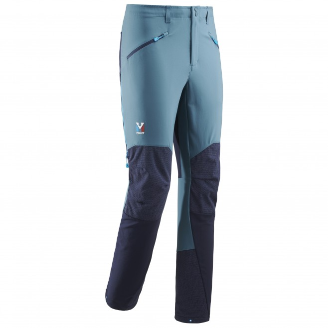 Winddichte hose für Herren - blau TRILOGY ADVANCED PRO PANT M  Millet