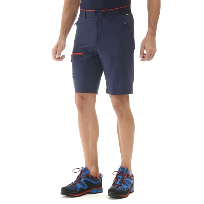 Short für Herren - marineblau TRILOGY ONE CORDURA SHORT M  Millet 2