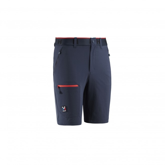 Short für Herren - marineblau TRILOGY ONE CORDURA SHORT M  Millet