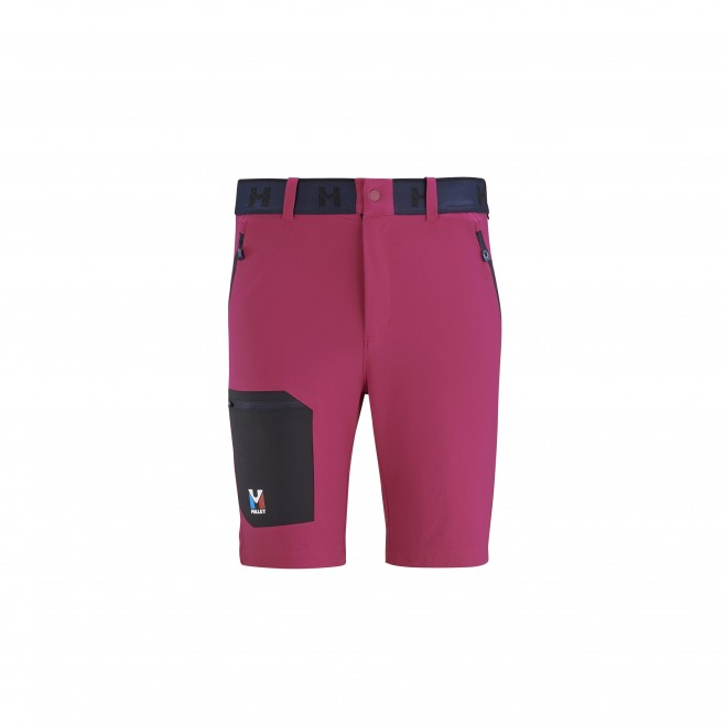 Short für Herren  - rosa TRILOGY ON CORDURA SHORT M Millet