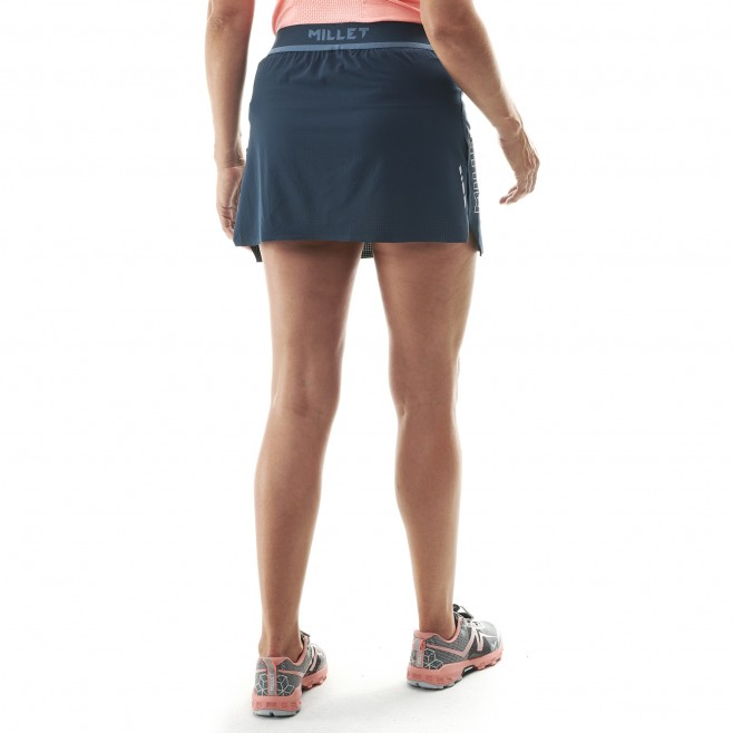 Rock für Damen - marineblau LTK ULTRA LIGHT SKIRT W  Millet 3