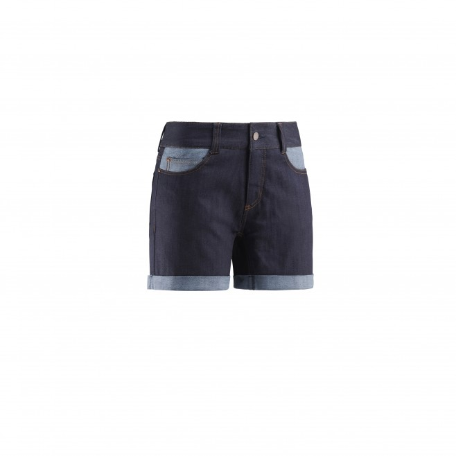 Short für Damen - marineblau ROCAS BIO DENIM SHORT W  Millet