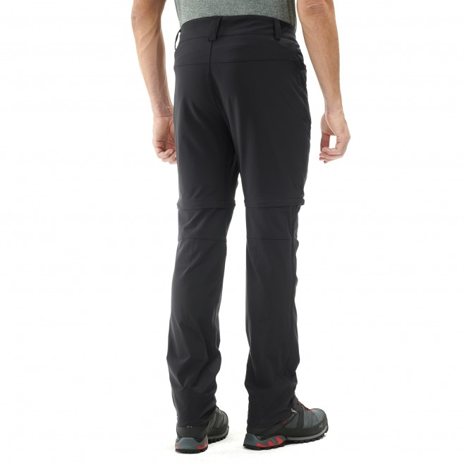 2 in 1 hose für Herren - marineblau TREKKER STRETCH ZIP OFF PANT II M  Millet 3