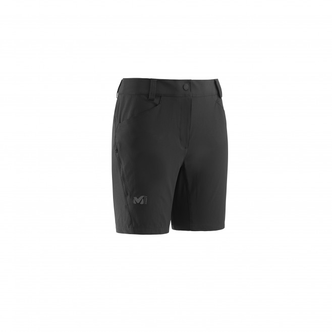 Short für Damen - schwarz TREKKER STRETCH SHORT II W  Millet