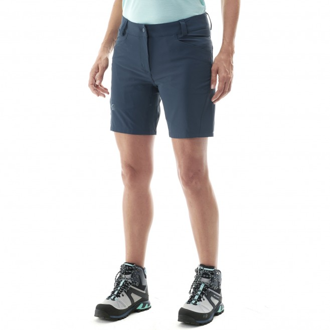 Short für Damen  - marineblau TREKKER STRETCH SHORT II W Millet 2