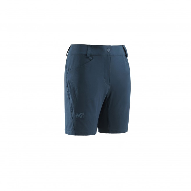 Short für Damen  - marineblau TREKKER STRETCH SHORT II W Millet