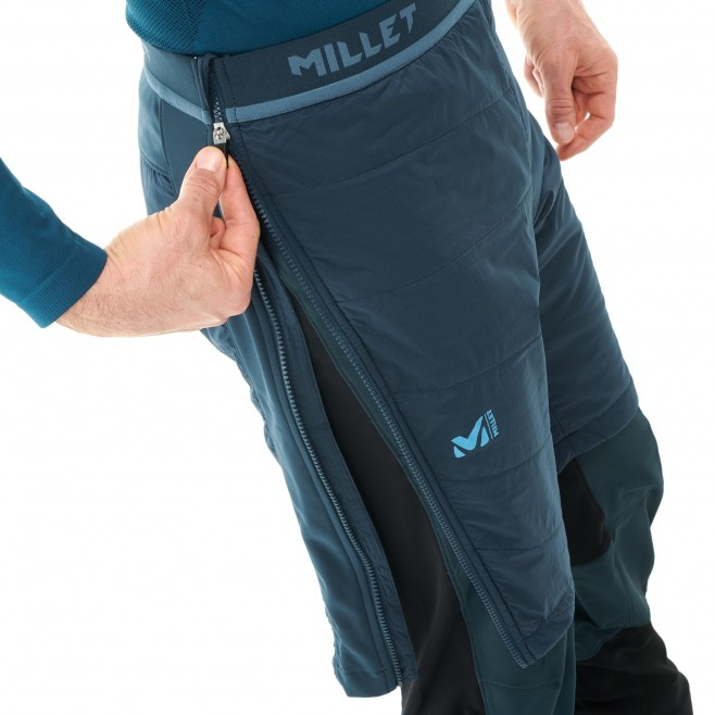 Short für Herren - marineblau PIERRA MENT' ALPHA LONG SHORT M Millet 4