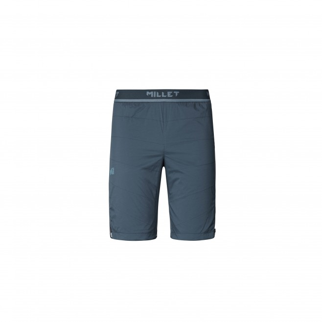 Short für Herren - marineblau PIERRA MENT' ALPHA LONG SHORT M Millet