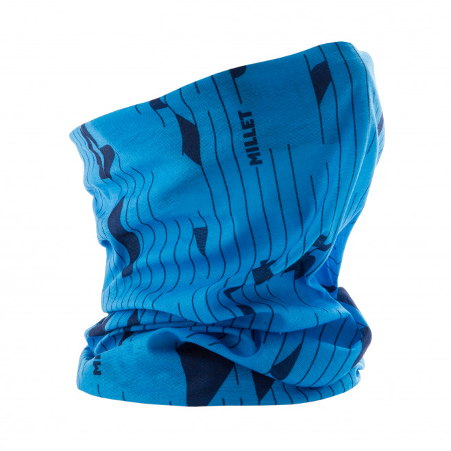 Schlauchschal - blau CORPORATE NECK WARMER Millet